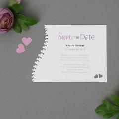 Adomo | Save the Date - Postkarte