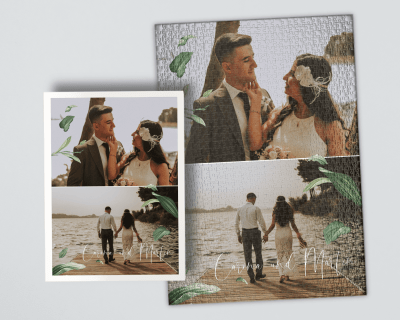 Amore Verde | Puzzle 1000 Teile hoch
