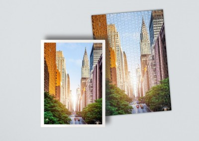 42nd Street | Puzzle 500 Teile