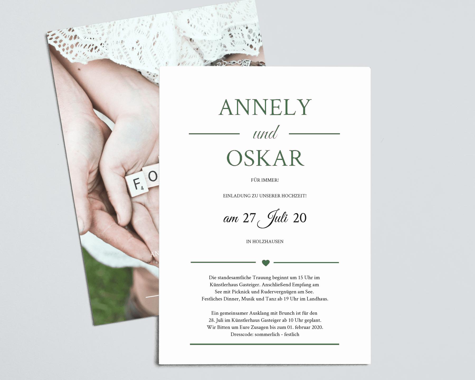 Standesamt einladung vorlage zum Einladungstext Hochzeit